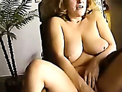 hairy, blonde, milf, masturbation,