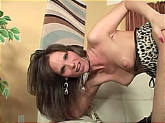 Hot mom fucks her sons...