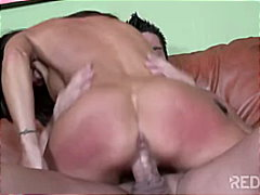 Redtube Movie:Awesome MILF gets a load
