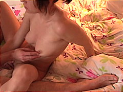 couple, cream pie