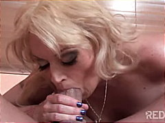 Red Tube - Monica Mayhem sucks and fucks you dry