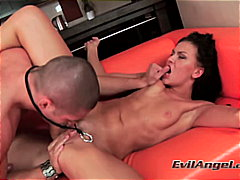 The horniest girl in R... video