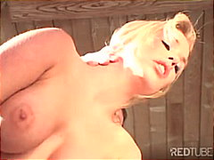 jamie brooks,  deepthroat, blonde,