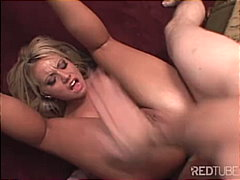 anal sex, blonde, blowjob, couple