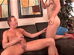 shaved, blowjob, anal sex, swallow,