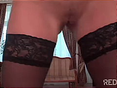 masturbation, blowjob, stockings,