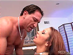 Redtube - Dangling titted babe s...