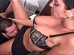 Red Tube - Pleasure before business