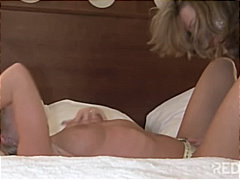 masturbation, kissing, milf, blonde, caucasian, romantic