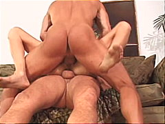 Blonde with shaven pussy video