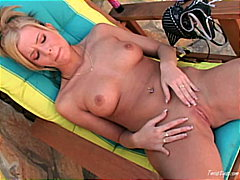 Jenna loves it outdoors 2 video