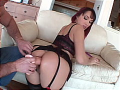 Redtube Movie:Katsuni is also a gangbang pro