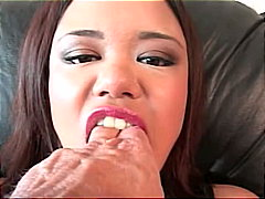 Asian whore nailed by old lecher 1