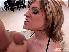 blowjob, deepthroat, couple, gagging,