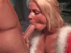 shaved, couple, blonde, cum shot, blowjob