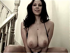 shaved, blowjob, big tits, couple,