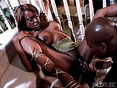 high heels, ebony, couple, facial