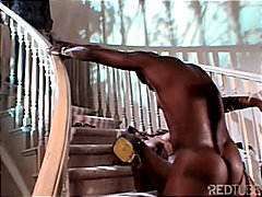 Stairs of ebony lust