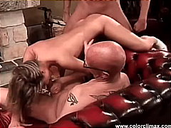 german, shaved, double penetration, blowjob, threesome, blonde, anal sex, masturbation, handjob,