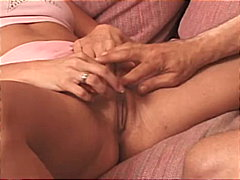 shaved, blowjob, blonde, couple