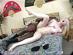 shaved, blonde, blowjob, couple