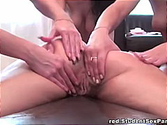 Sexy fun at girl only ... video