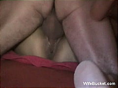 Thumb: Horny couple creampussy