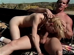 shaved, car, blonde, blowjob, public,