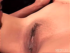 couple, big cock, asian, blowjob,