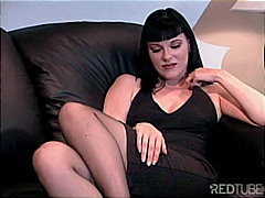 stockings, couple, blowjob, hairy,