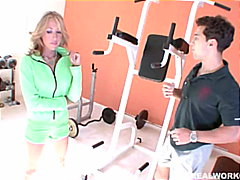 Workout with Capri Cav...