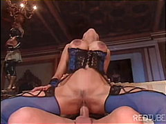 Redtube Movie:Two busty lingerie hotties and...