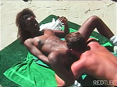 interracial, blowjob, anal sex,