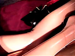 Latex loving lady - Redtube