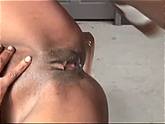 shaved, ebony, blowjob, couple,