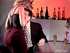Redtube Movie:Busty Amber for dinner