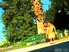 Redtube Movie:Evening sun summer rendezvous