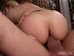 Redtube Movie:Busty and blond sex addict