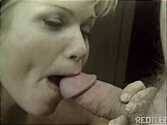 blonde, couple, blowjob, public,