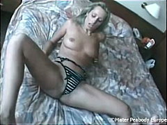 couple, pov, blonde, masturbation