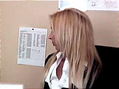Dominant secretary suc... video