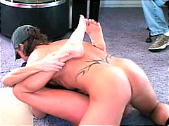 masturbation, blowjob, brunette,
