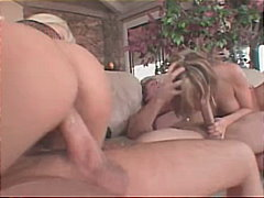 shaved, group sex, deepthroat,