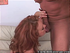 rimming, redhead, blowjob, couple,