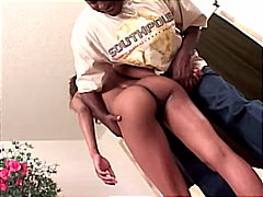 ebony, brunette, blowjob, couple,