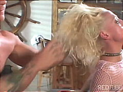 See: Nasty blonde does ever...