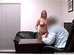 Redtube - Busty chick doing a ti...