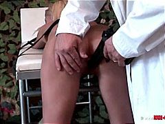 Red Tube - Bound girl electrocuted and banged