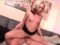 kissing, blonde, couple, blowjob,