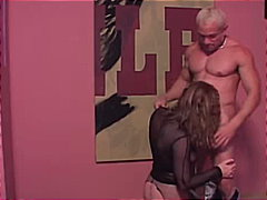 domination, blowjob, gagging,